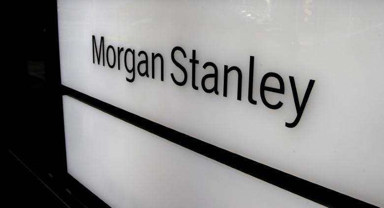 The logo of Morgan Stanley is seen at an office building in Zurich, Switzerland September 22, 2016.  REUTERS/Arnd Wiegmann