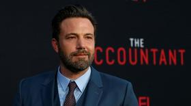 "Cast member Ben Affleck poses at the premiere of ""The Accountant"" at the TCL Chinese theatre in Hollywood, California U.S., October 10, 2016.   REUTERS/Mario Anzuoni"