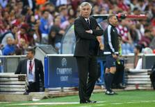 Soccer Football - Atletico Madrid v Bayern Munich - UEFA Champions League Group Stage - Group D - Vicente Calderon, Madrid, Spain - 28/9/16 Bayern Munich coach Carlo Ancelotti Reuters / Paul Hanna Livepic