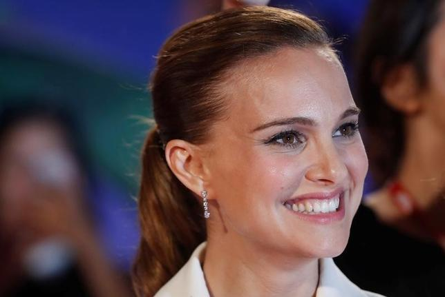Actress Natalie Portman arrives on the red carpet for the film ''Planetarium'' during the 41st Toronto International Film Festival (TIFF), in Toronto, Canada, September 10, 2016.    REUTERS/Mark Blinch