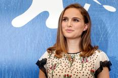 "Actress Natalie Portman attends the photocall for the movie ""Jackie"" at the 73rd Venice Film Festival in Venice, Italy September 7, 2016. REUTERS/Alessandro Bianchi"