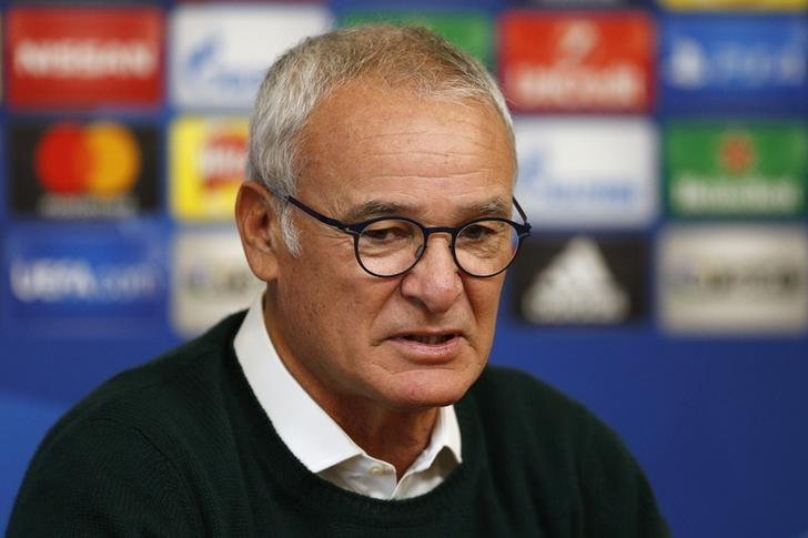 Britain Football Soccer - Leicester City Press Conference - Leicester City Training Ground & King Power Stadium, Leicester, England - 17/10/16Leicester City manager Claudio Ranieri during the press conferenceAction Images via Reuters / Andrew BoyersLivepic