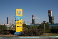 Вид на Одесский припортовый завод. 16 сентября 2016 года. Правительство Украины утвердило очередную попытку приватизации Одесского припортового завода, согласившись снизить стартовую цену в 2,5 раза до 5,16 миллиарда гривен ($200 миллионов). REUTERS/Valentyn Ogirenko