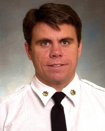 FDNY Battalion Chief Michael J. Fahy, who died September 27, 2016 after an explosion ripped through a house in the Bronx section of New York City, is seen in an undated picture released by the New York City Fire Department.   New York City Fire Department/Handout via Reuters