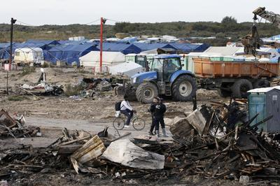 Clearing the Jungle of Calais