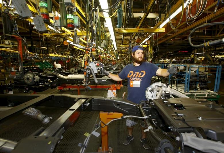 U s labor costs increase 0 6 percent in third quarter for General motors assembly plant