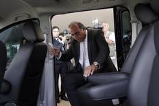 Governador do Rio de Janeiro, Luiz Fernando Pezão. 28/01/2015 REUTERS/Ueslei Marcelino