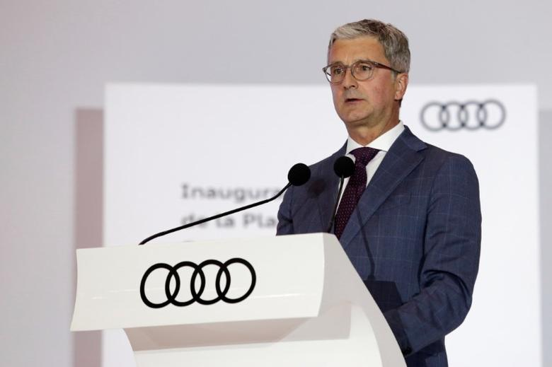 audi ceo to face renewed vw emissions inquiry sources reuters