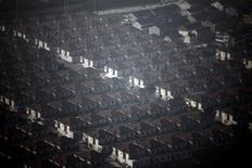 New houses are seen in Huaxi village, at Jiangsu province December 3, 2010.   REUTERS/Carlos Barria/File Photo