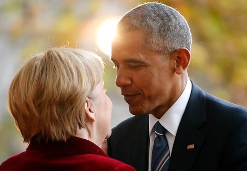 Obama's last tour of Europe