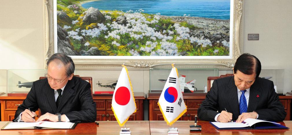 South Korea Japan