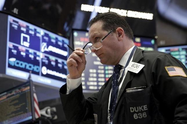11月23日、米国株式市場は、まちまちで取引を終えた。3月撮影(2016年 ロイター/Brendan McDermid)