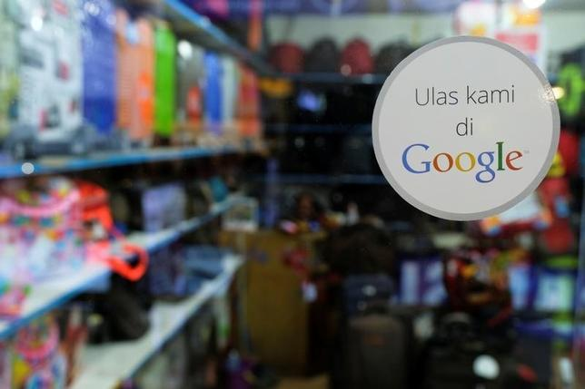 11月23日、米グーグルは数週間内にインドネシア当局と法人税追徴などをめぐって和解に達する見通し。複数の関係筋が明らかにした。ジャカルタで9月撮影(2016年 ロイター/BEAWIHARTA)