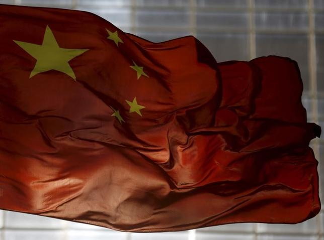 11月23日、知的財産に関する国連の専門機関である世界知的所有権機関(WIPO)が発表した報告書によると、2015年の国際特許出願件数は中国が100万件で1位だった。写真は北京で昨年10月撮影(2016年 ロイター/Kim Kyung-Hoon)