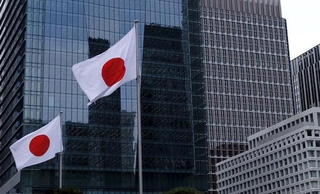 11月28日、経済協力開発機構(OECD)は、世界経済見通しを公表し、日本の2016年の実質成長率を9月時点の前年比0.6%から同0.8%に引き上げた。2月撮影(2016年 ロイター/Toru Hanai)