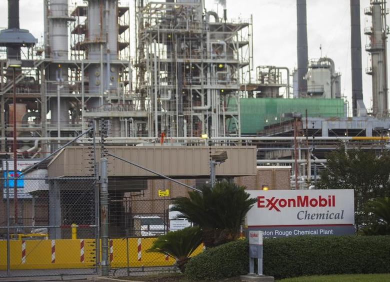 A view of the Exxonmobil Baton Rouge Chemical Plant in Baton Rouge, Louisiana, November 6, 2015.  REUTERS/Lee Celano