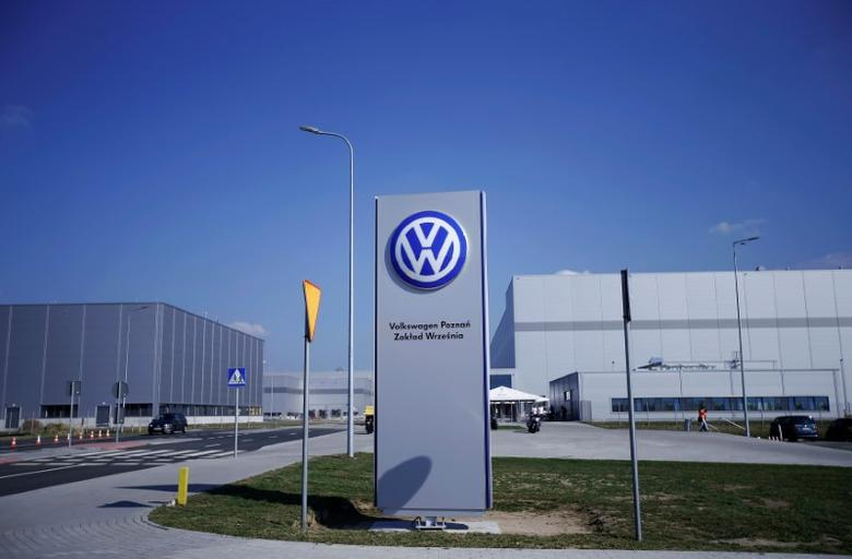 General view of the newly opened Volkswagen factory in Wrzesnia near Poznan, Poland September 9, 2016. Picture taken on September 9, 2016. REUTERS/Kacper Pempel/Files