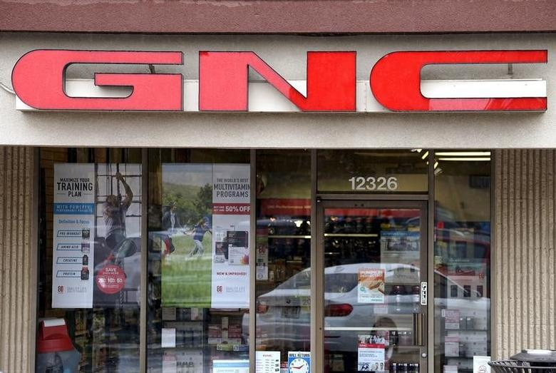 A GNC store is seen in Westminster, Colorado October 22, 2015.  REUTERS/Rick Wilking