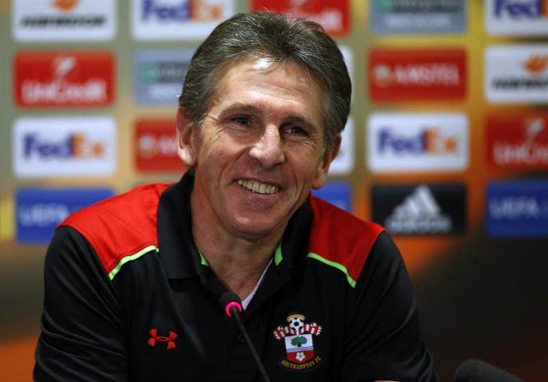 Football Soccer Britain - Southampton Press Conference - Southampton Training Ground, Southampton, England - 7/12/16 Southampton manager Claude Puel during the press conference Action Images via Reuters / Paul Childs Livepic