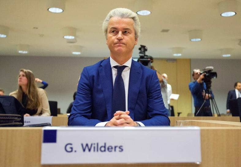 Wilders calls conviction is 'insanity', against 'half the Netherlands'
