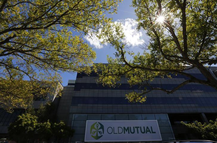 The Cape Town headquarters of Anglo-South African financial services company Old Mutual are shown in this picture taken March 7, 2016. REUTERS/Mike Hutchings
