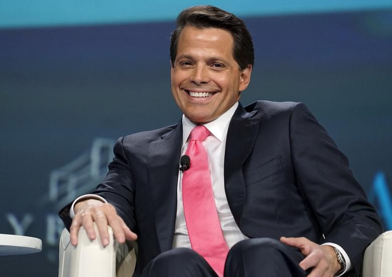 Anthony Scaramucci, a Wall Street financier and Trump campaign adviser, is on the transition team. REUTERS/Rick Wilking