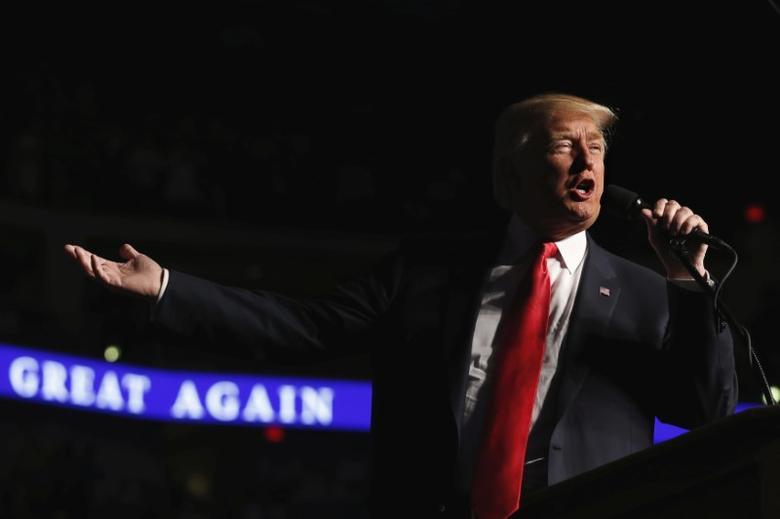Trump builds team of bosses to shake up Washington