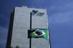 La imagen muestra la sede de la empresa minera brasileña Vale SA en el centro de Río de Janeiro, Brasil. 15 de diciembre 2014. Vale acordó vender parte de su negocio de fertilizantes a Mosaic Co por 2.500 millones de dólares, una medida que apunta a ayudar al mayor productor mundial de mineral de hierro a recortar deuda y concentrarse en sus actividades mineras estructurales. REUTERS/Pilar Olivares