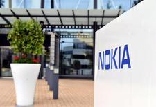 La casa matriz de la finlandesa Nokia Corp en Espoo, ago 4, 2016. La finlandesa Nokia Corp dijo el miércoles que demandó a Apple, acusando a la fabricante del iPhone de violar 32 patentes tecnológicas.  Lehtikuva/Irene Stachon/via REUTERS IMAGEN SOLO PARA USO EDITORIAL, CEDIDA A REUTERS