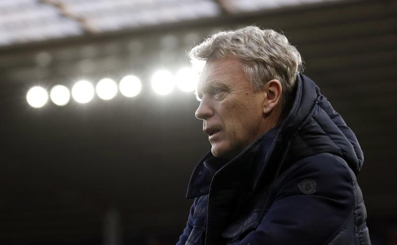 Britain Football Soccer - Sunderland v Watford - Premier League - Stadium of Light - 17/12/16 Sunderland manager David Moyes Action Images via Reuters / Lee Smith Livepic