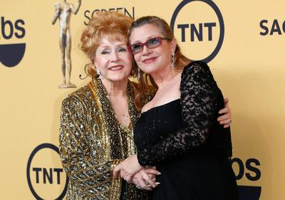 Debbie and Carrie together