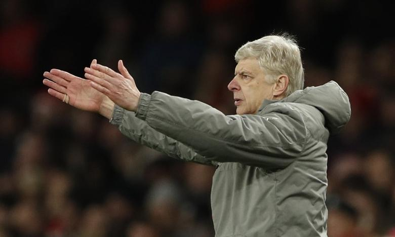 Britain Soccer Football - Arsenal v West Bromwich Albion - Premier League - Emirates Stadium - 26/12/16 Arsenal manager Arsene Wenger  Action Images via Reuters / John Sibley Livepic