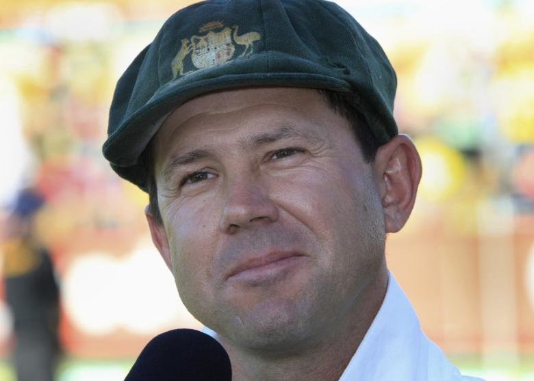 File photo - Australia's Ricky Ponting pauses during an interview at the WACA after the third test cricket match against South Africa, in Perth December 3, 2012. REUTERS/Stringer