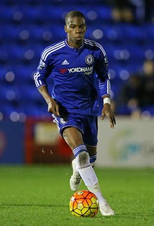 Football - Chelsea v Tottenham Hotspur - Barclays Under 21 Premier League - EBB Stadium, Aldershot - 15/16 - 30/10/15. Chelsea's Charly Musonda. Mandatory Credit: Action Images / Alex Morton