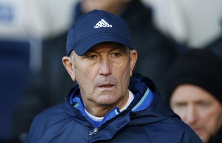 West Bromwich Albion manager Tony Pulis  Action Images via Reuters / Matthew Childs Livepic