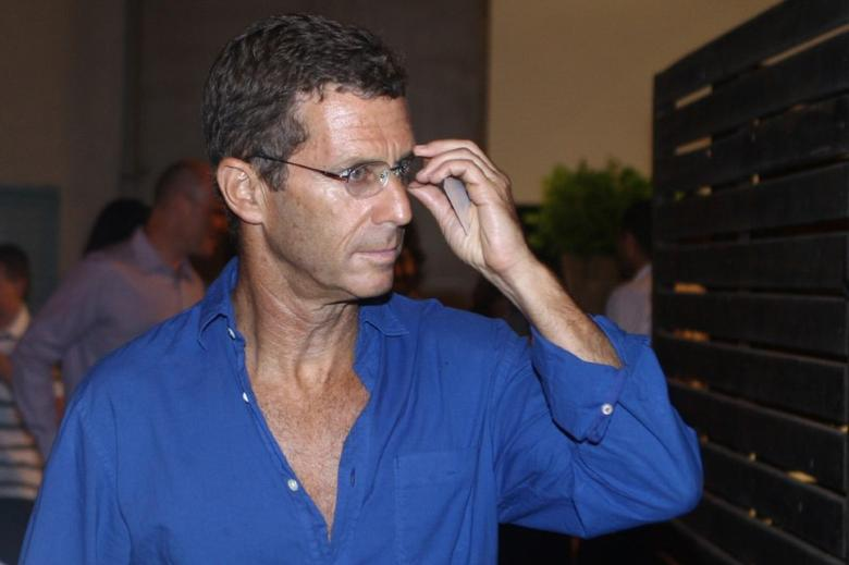 Israeli billionaire Beny Steinmetz is seen during a business event in Tel Aviv, Israel August 8, 2010.  REUTERS/Stringer