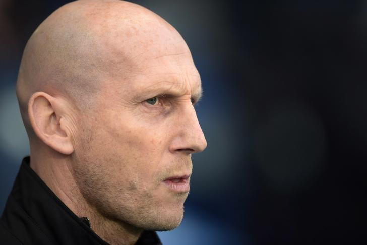 Britain Football Soccer - Blackburn Rovers v Reading - Sky Bet Championship - Ewood Park - 17/12/16 Reading manager Jaap Stam Mandatory Credit: Action Images / Paul Burrows Livepic