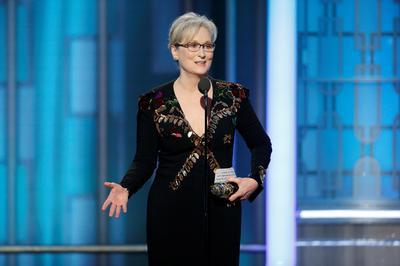 Golden Globes memorable moments