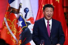 Presidente da China, Xi Jinping. 22/11/2016. REUTERS/Ivan Alvarado