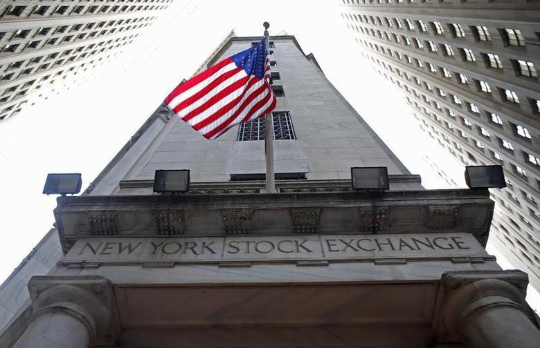图为纽约证交所资料图片。REUTERS/Chip East