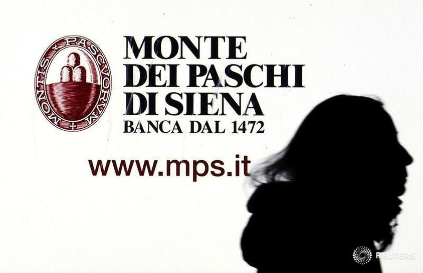 Euro zone banking watchdog says not concerned over EU rules in Monte Paschi rescue