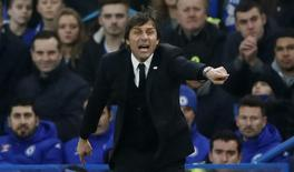 Chelsea manager Antonio Conte  Reuters / Stefan Wermuth Livepic