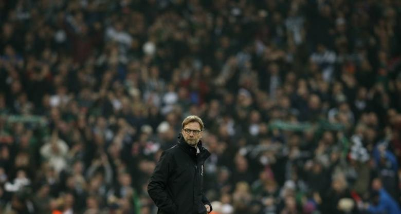 Liverpool manager Juergen Klopp after the match  Reuters / Andrew Yates