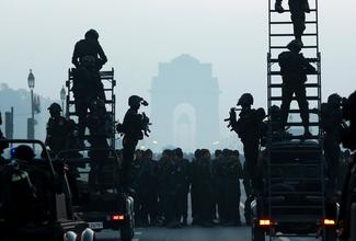 Rehearsal for Republic Day