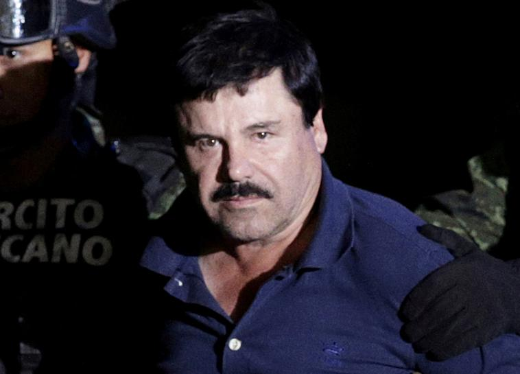 Mexico extradites drug lord 'El Chapo' to U.S. on eve of Trump inauguration