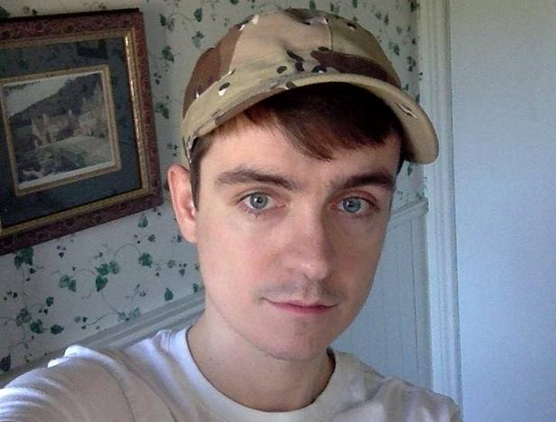 Alexandre Bissonnette, a suspect in a shooting at a Quebec City mosque, is seen in a Facebook posting. Facebook/Handout via REUTERS