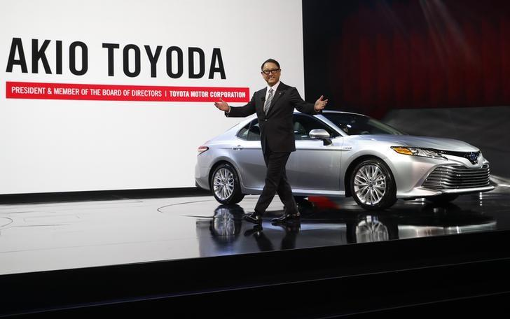 Toyota a japanese brand but also a u s manufacturer for Toyota motor company usa
