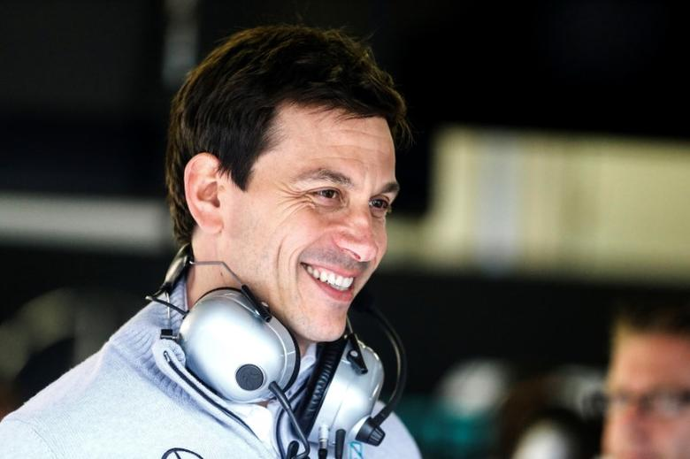 Formula One - Grand Prix of Austria - Spielberg, Austria - 1/7/16 - Mercedes Executive Director Toto Wolff during a training. REUTERS/Dominic Ebenbichler