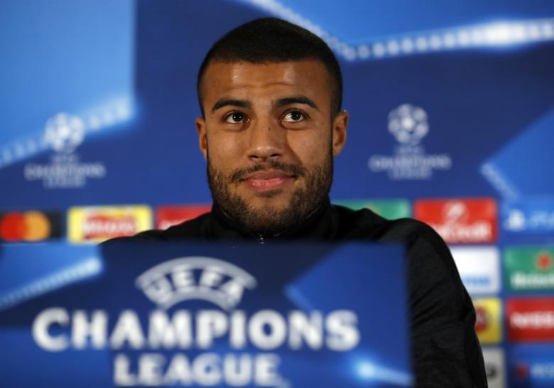 Britain Football Soccer - FC Barcelona Press Conference - Celtic Park, Glasgow, Scotland - 22/11/16 Barcelona's Rafinha during the press conference Action Images via Reuters / Lee Smith Livepic/File Photo