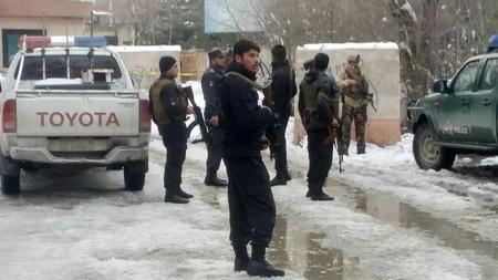 20 قتيلا في انفجار خارج المحكمة العليا بالعاصمة الأفغانية